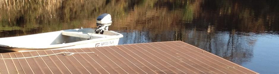 Floating platforms pontoons and floating systems for Floating fishing platform