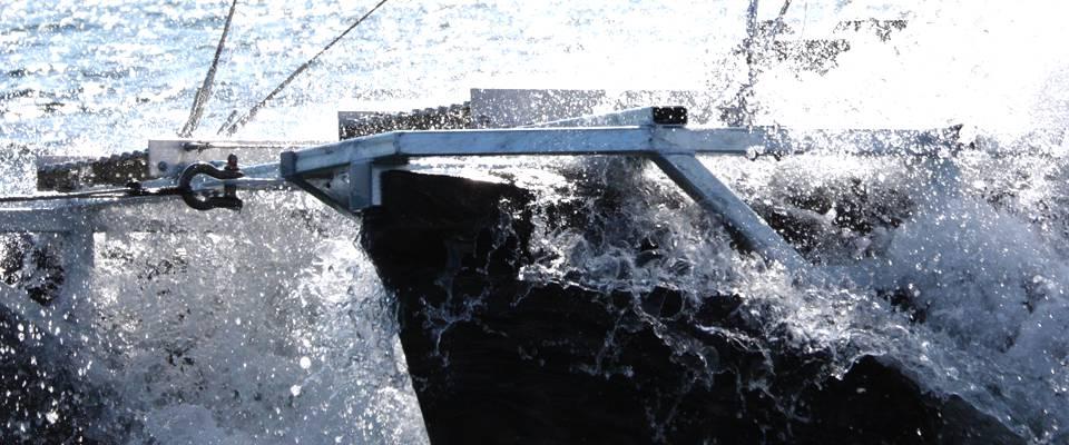 perebo pontoon boat