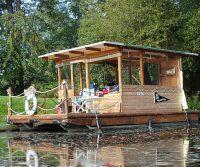 camping raft