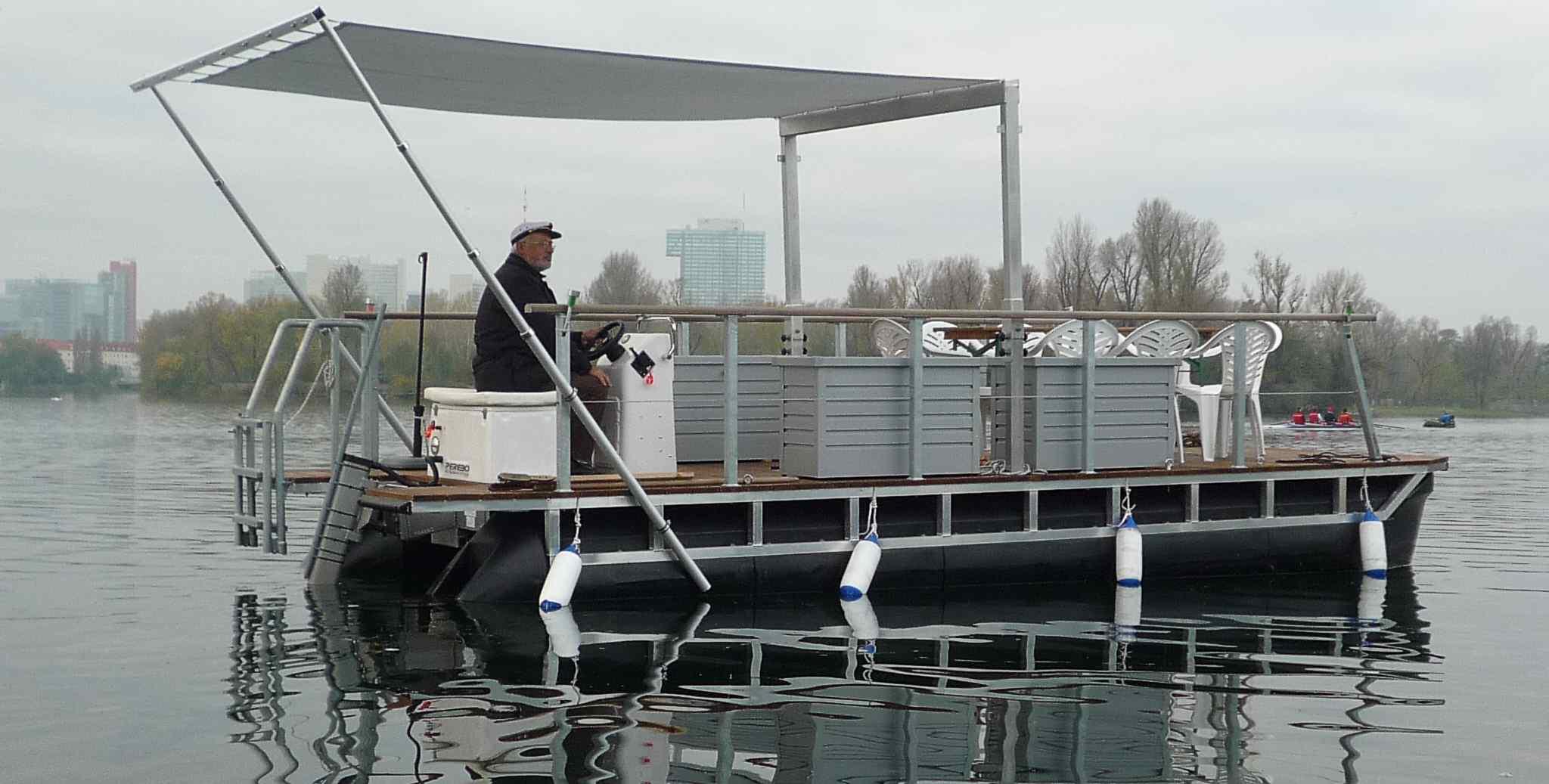 catamaran raft