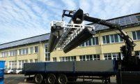 loading of a trimaran