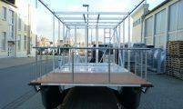 pontoon houseboat kit