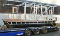 DIY kit houseboat base