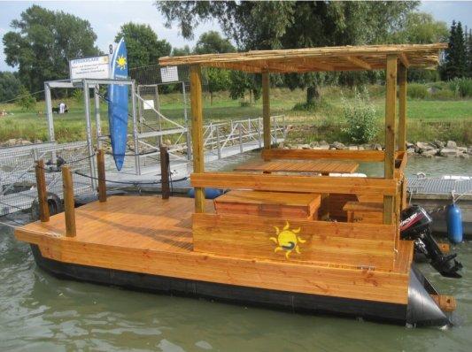 Perebo Schwimmsysteme Perebo Freizeitboot Konfigurator