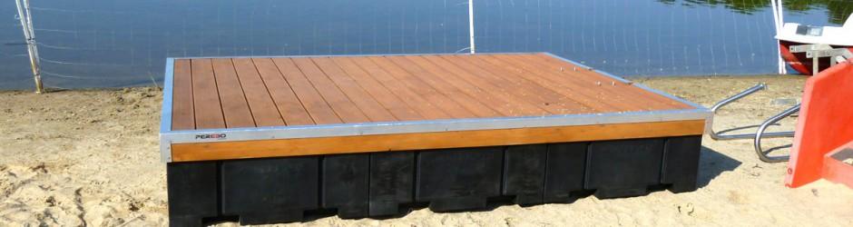 perebo schwimmsysteme schwimmplattformen modular aufbaubar zum kaufen. Black Bedroom Furniture Sets. Home Design Ideas