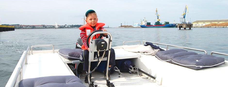Freizeitboot