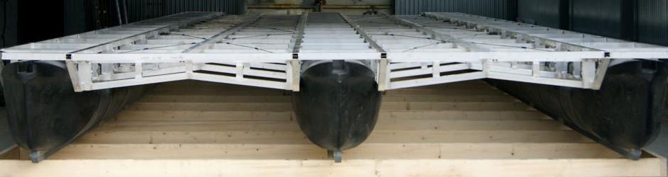 perebo schwimmsysteme pontonbootsbaus tze nach wunsch konfigurierbar. Black Bedroom Furniture Sets. Home Design Ideas