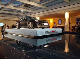 Porschepraesentation
