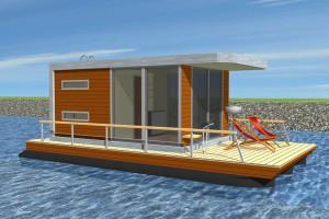 fahrbares Hausboot PH20
