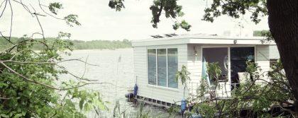 Mini Hausboot