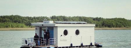 Urlaubshausboot Seesuite