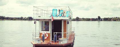 Hausboot Komfort