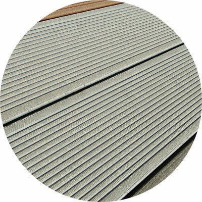synthetic material planks