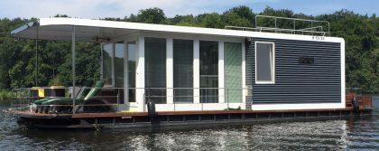 Familienhausboot