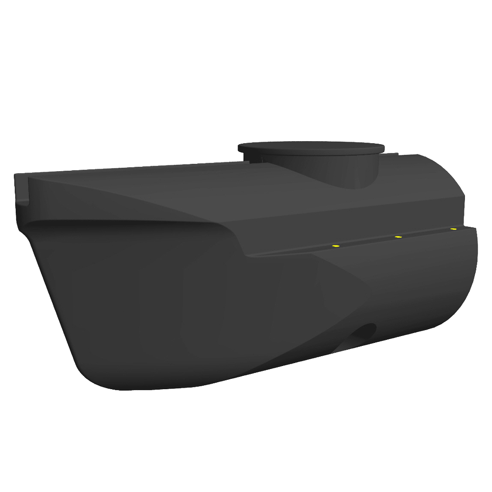 PT01-Spitze II mit Tunnel für Bugstrahlruder