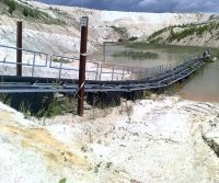 Schwimmende Pipeline