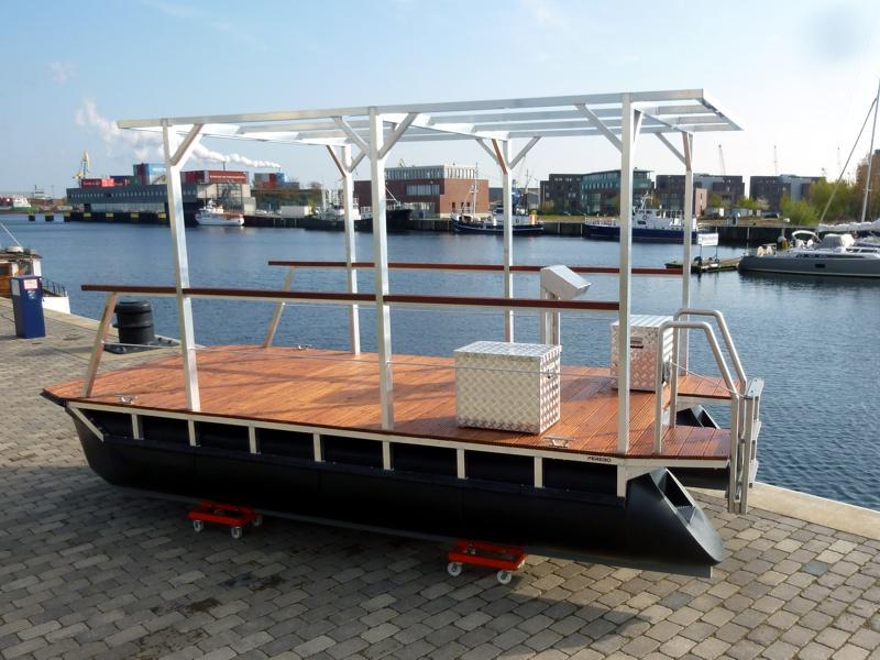 pontonboot bausatz