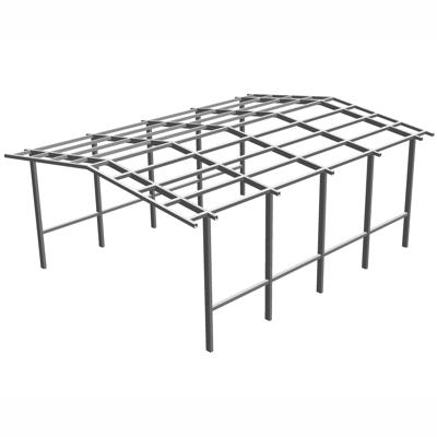 Dachgestell aus Aluminium