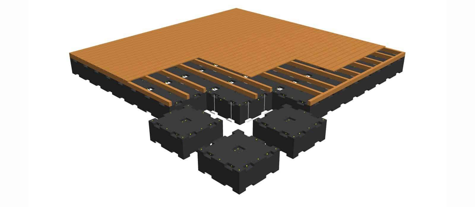 Configurator Floating Platforms