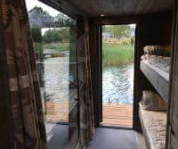 Sauna Hausboot