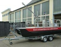 Feuerwehr Einsatzboot